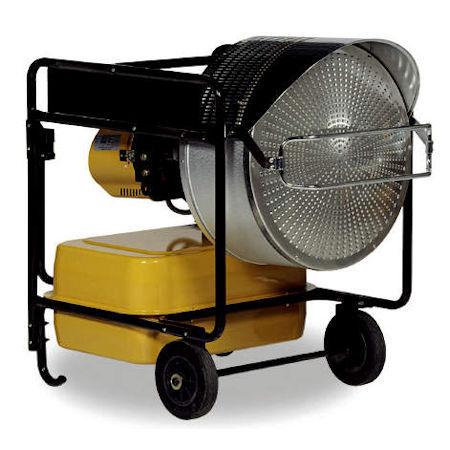 diesel infrared heater