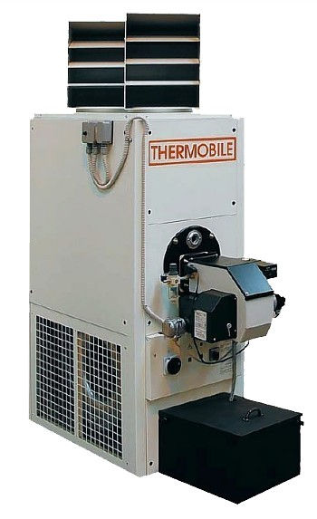 Automatic Ignition Waste Oil Heater 204 000 Btu